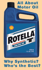 Rotella T Synthetic